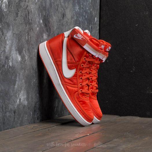 Adular película Tradicional  Men's shoes Nike Vandal High Supreme Vintage Coral/ White-White | Footshop