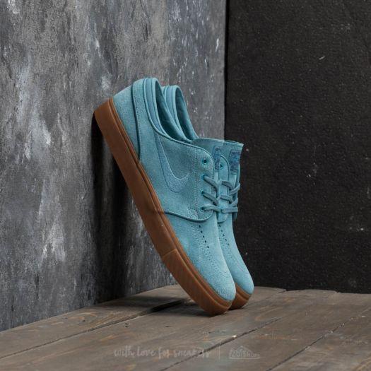 Nike SB Zoom Stefan Janoski Zapatilla (noise aqua gum)