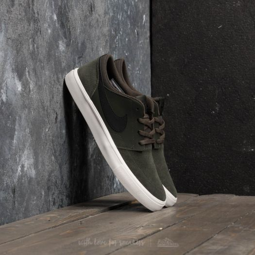 Nike SB Portmore II (GS) Sequoia Black Summit White | Footshop