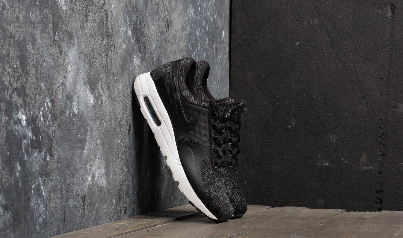Nike Air Max Zero SE Black/ Cool Grey/ Dark Grey