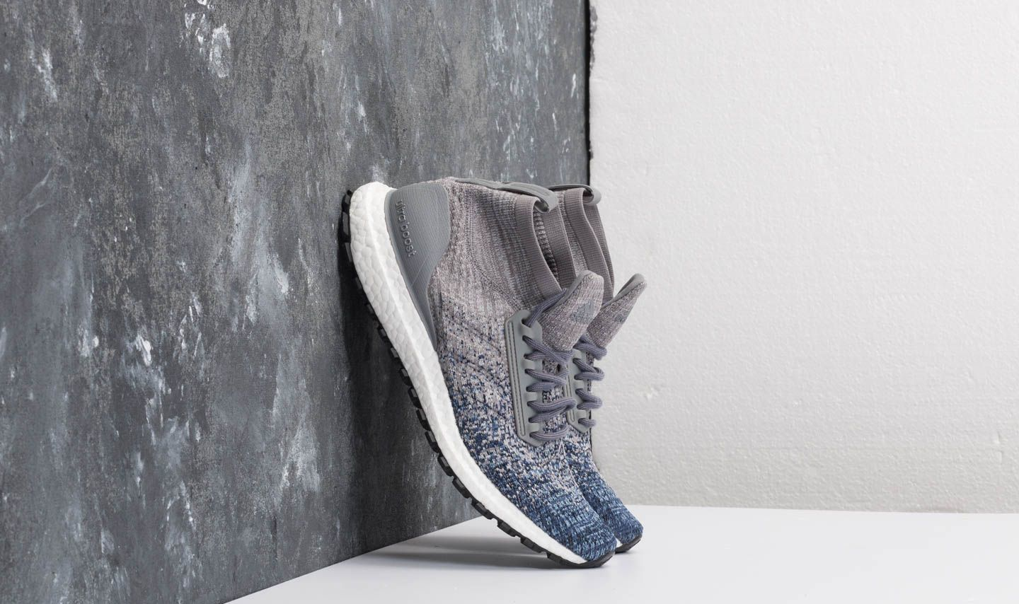 3fb59921f2fd5 adidas Ultraboost All Terrain Grey Three  Grey Two  Noble Indigo ...