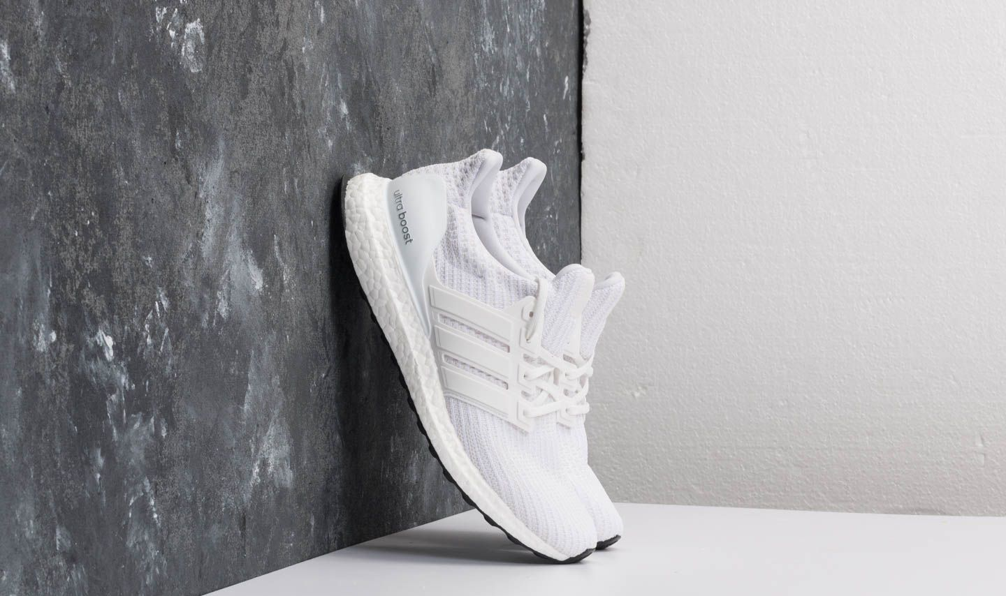 Men's shoes adidas Ultraboost Ftw White/ Ftw White/ Ftw White