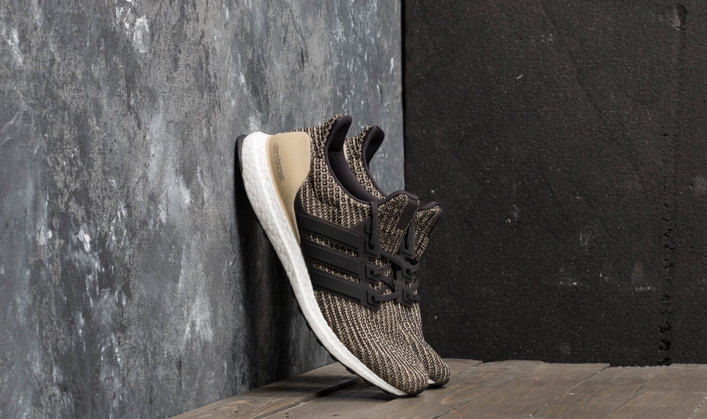 70c06f666b8 adidas Ultraboost Core Black  Core Black  Raw Gold