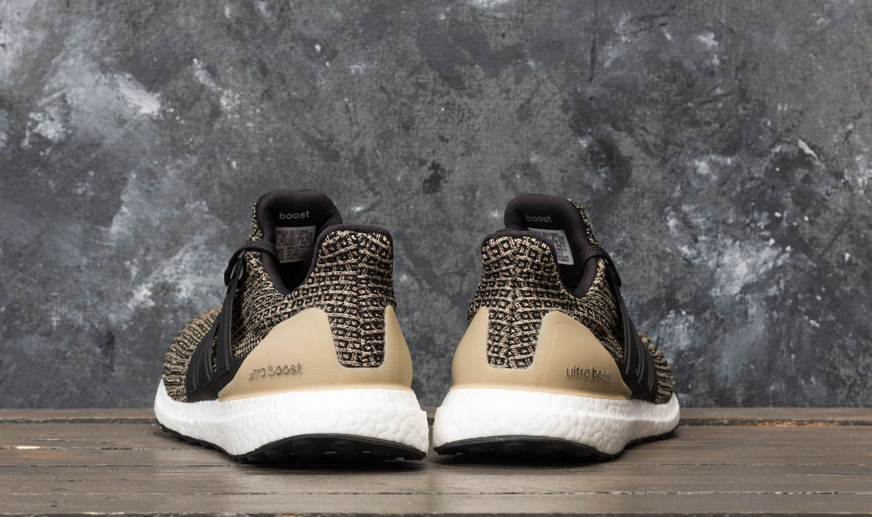 adidas Ultra Boost 4.0 Core BlackRaw Gold | www