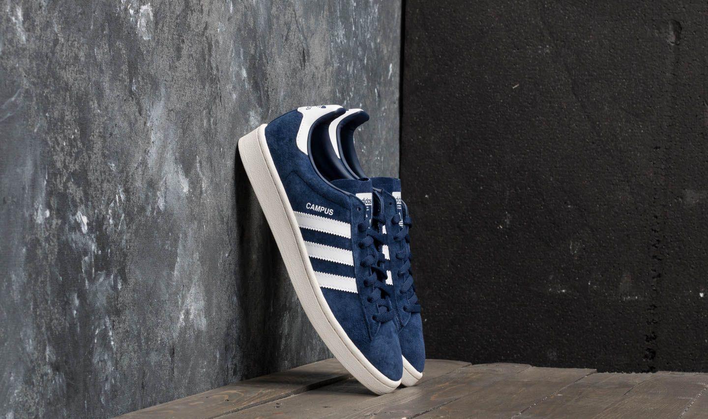 adidas Campus Dark Blue/ Ftw White/ Chalk White
