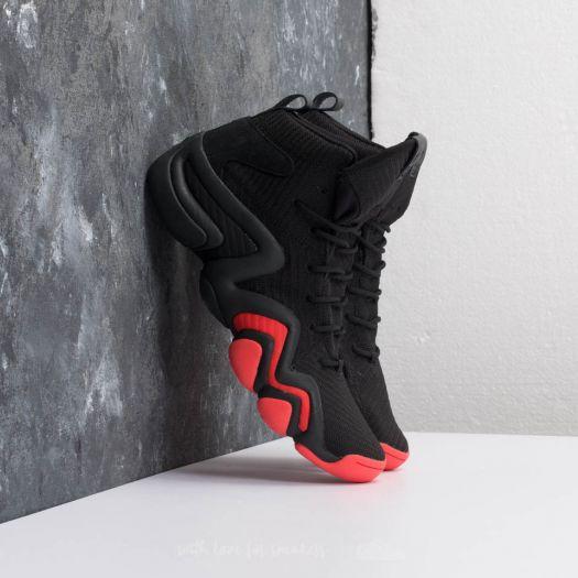 adidas Crazy 8 ADV CK Core Black/ Hi-Res Red/ Ftw White | Footshop