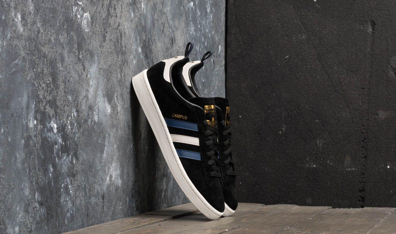 adidas Campus Core Black/ Clear Brown/ Noble Indigo