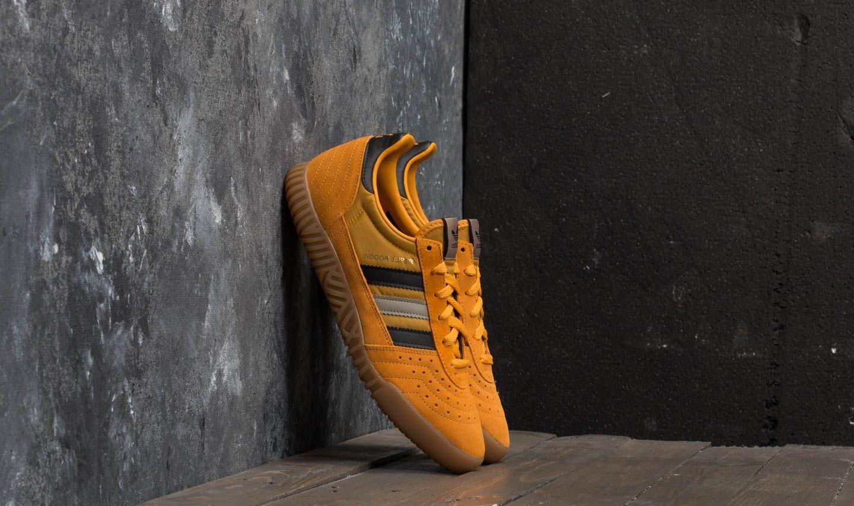 adidas Indoor Super Tactile Yellow/ Core Black/ Trace Cargo