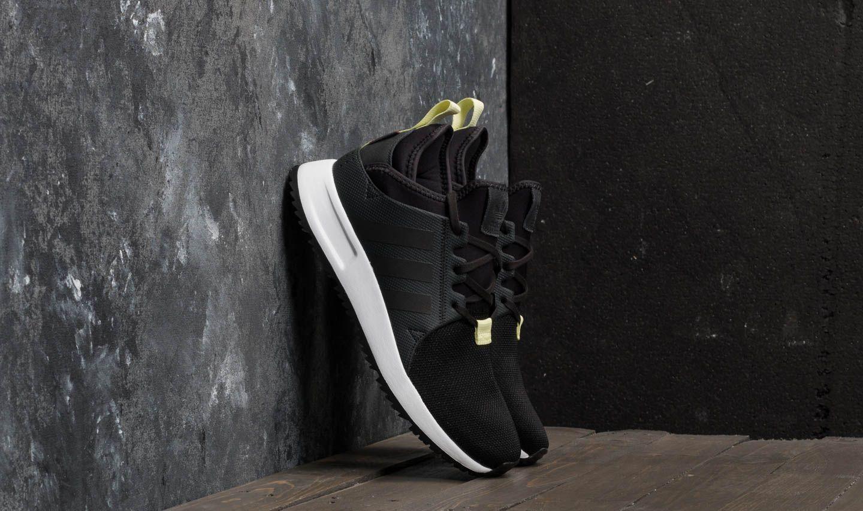 2ed39f29eabb7 adidas X PLR Sneakerboot Carbon  Core Black  Ftw White