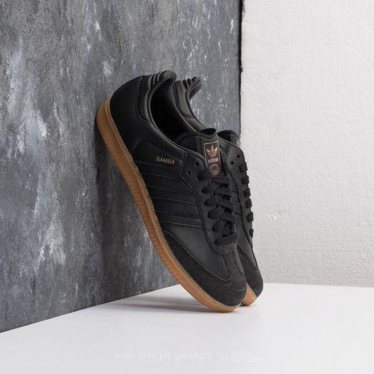 Women's shoes adidas Samba W Core Black