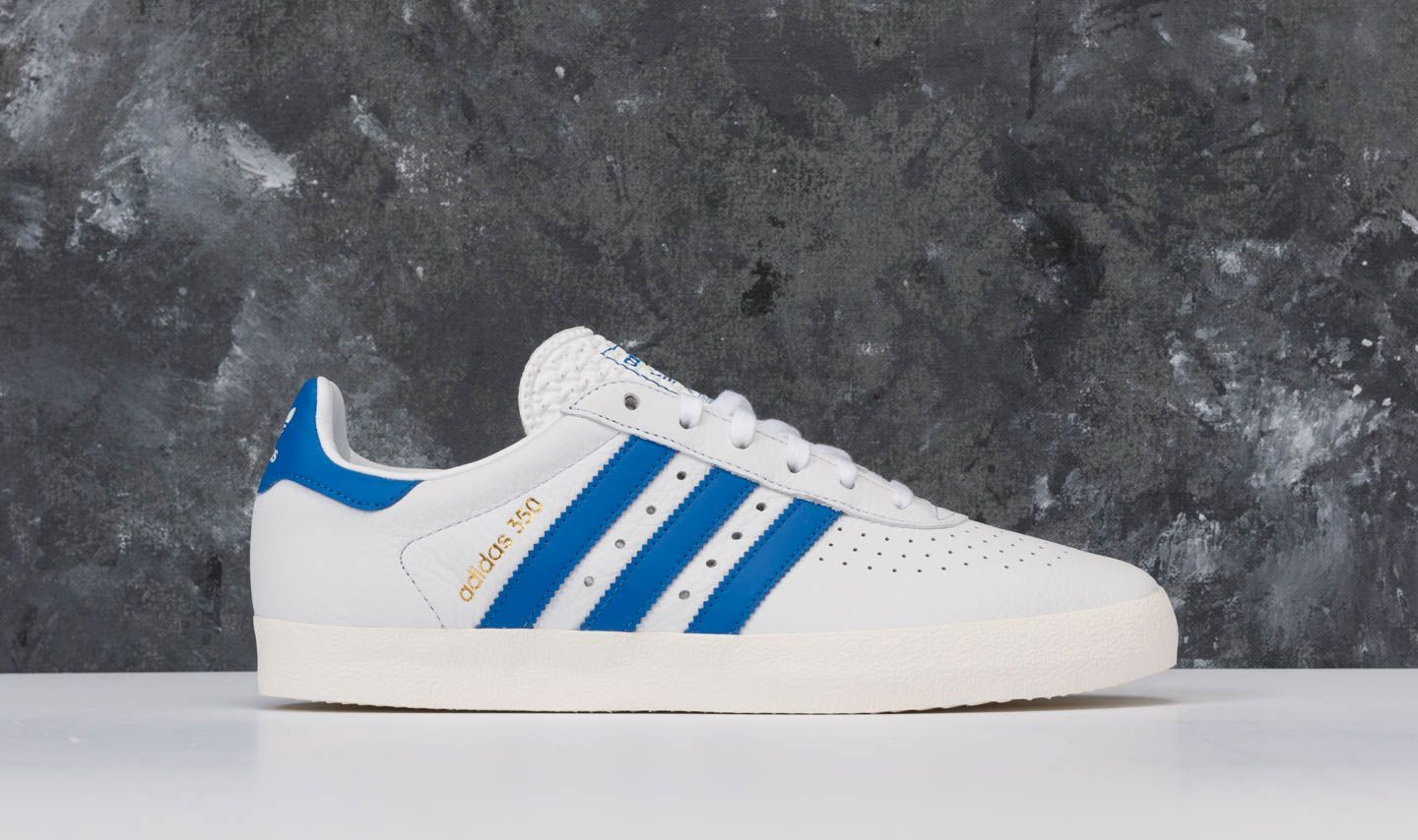 adidas 350 Ftw White  Blue  Off White at a great price 81 € buy b15468e65