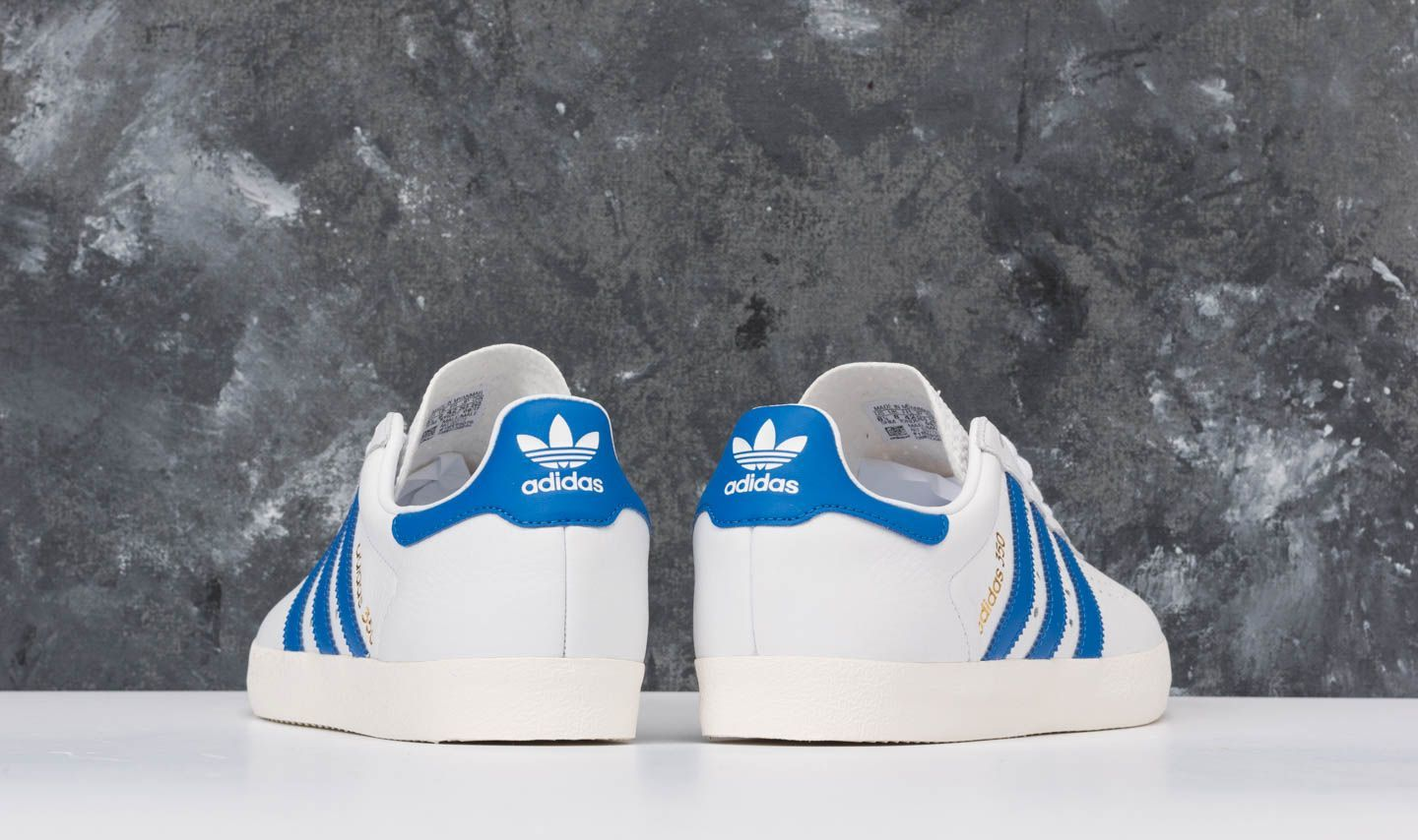 adidas 350 Ftw White  Blue  Off White at a great price £70 buy 41367d7b6