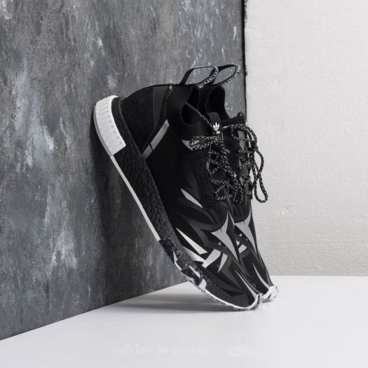 new style 800fa cf77a adidas Consortium x Juice HK NMD Racer Core Black/ White ...