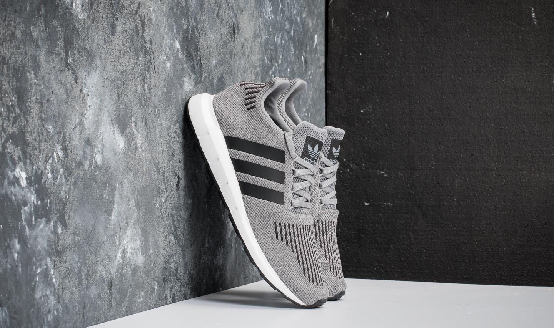 adidas Swift Run Grey Three/ Core Black/ Medium Grey Heather