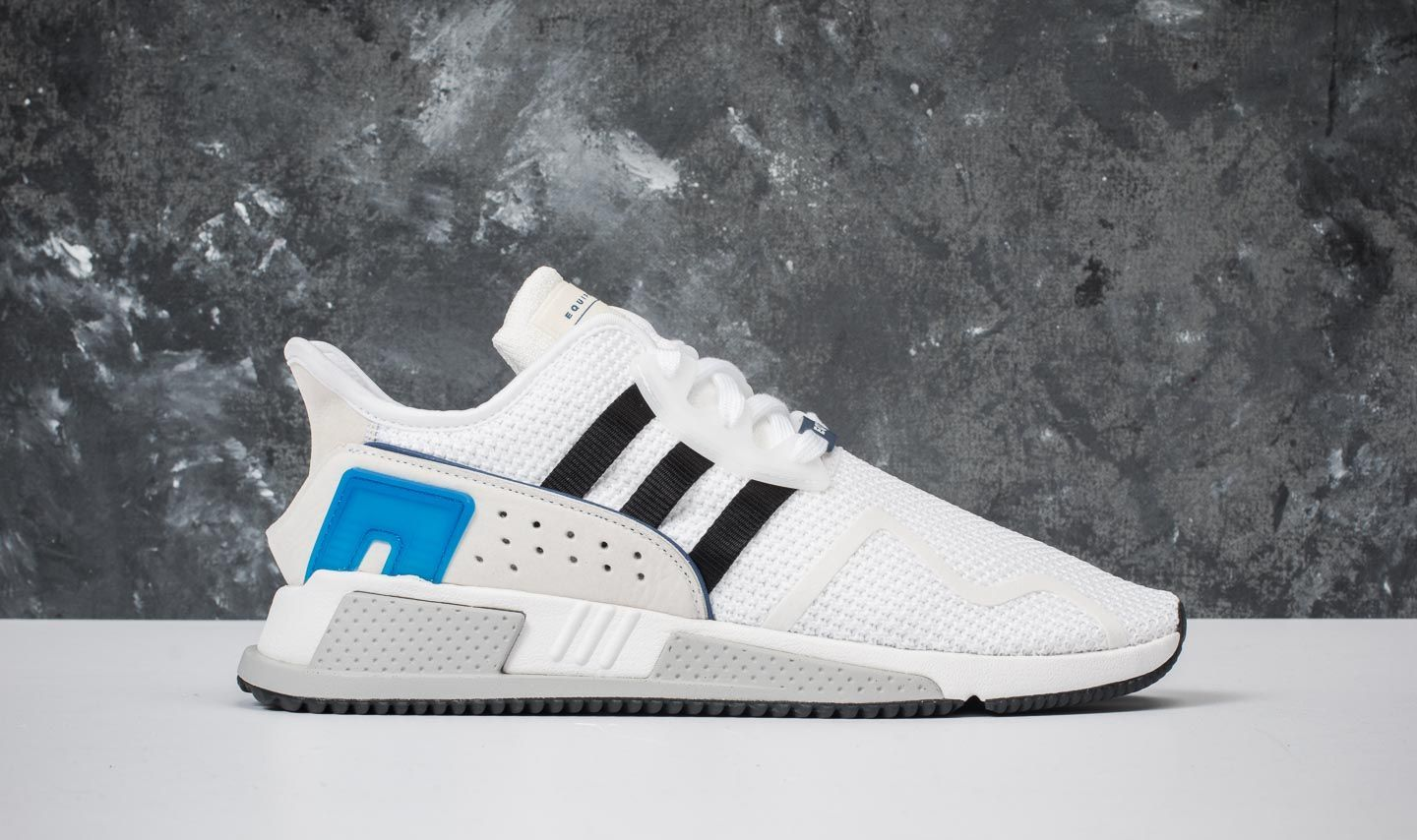 info for 23522 a0e28 adidas EQT Cushion ADV Ftw White Core Black Collegiate Royal at a great  price