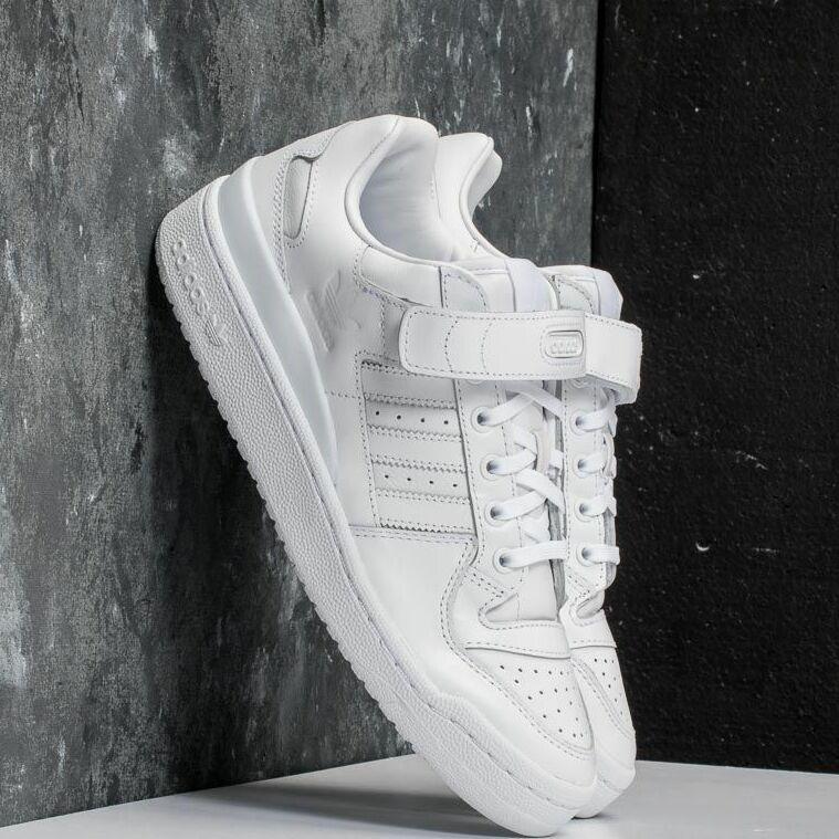 adidas Forum Low Refined Ftw White/ Ftw White/ Core Black EUR 47 1/3