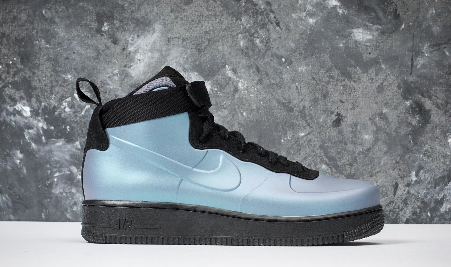 51f7d70b3874cc Nike Air Force 1 Foamposite CUP Light Carbon  Light Carbon at a great price  119