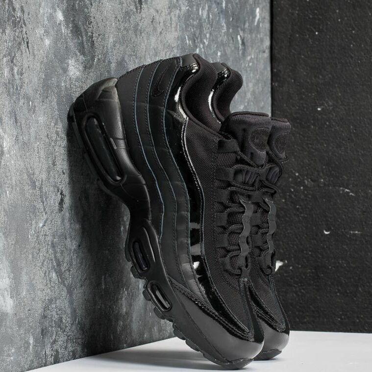 Nike Wmns Air Max 95 Black/ Black-Black EUR 40