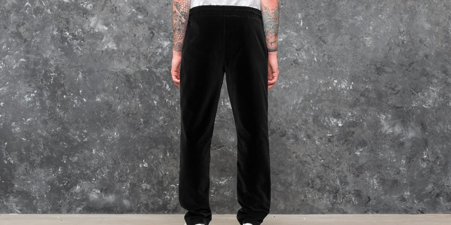 dbf50b9d277557 AXEL ARIGATO Kuro Velvet Trousers Black at a great price £58 buy at Footshop