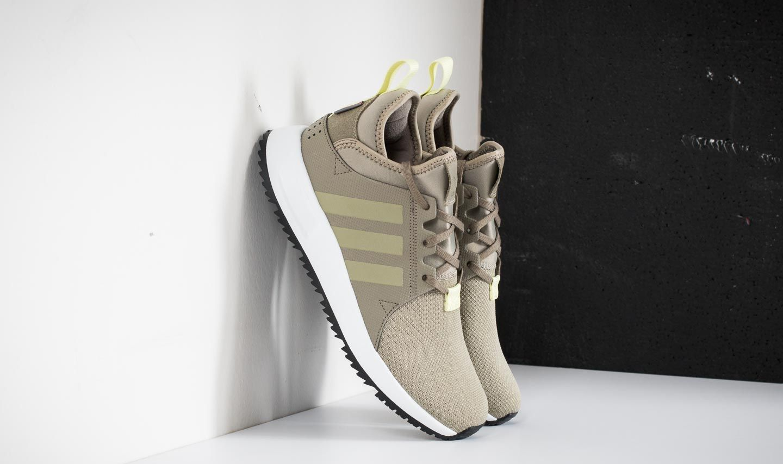 adidas X_PLR Sneakerboot Night Cargo Tech Beige Core Black | Footshop