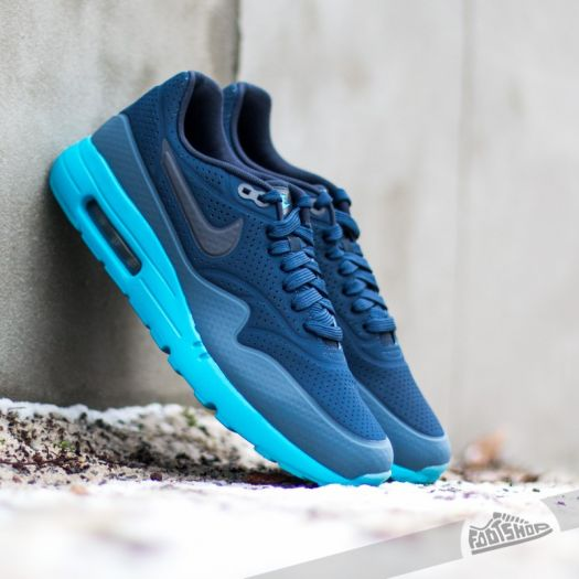 Nike Air Max 1 Ultra Moire Midnight NavyObsidian | Footshop
