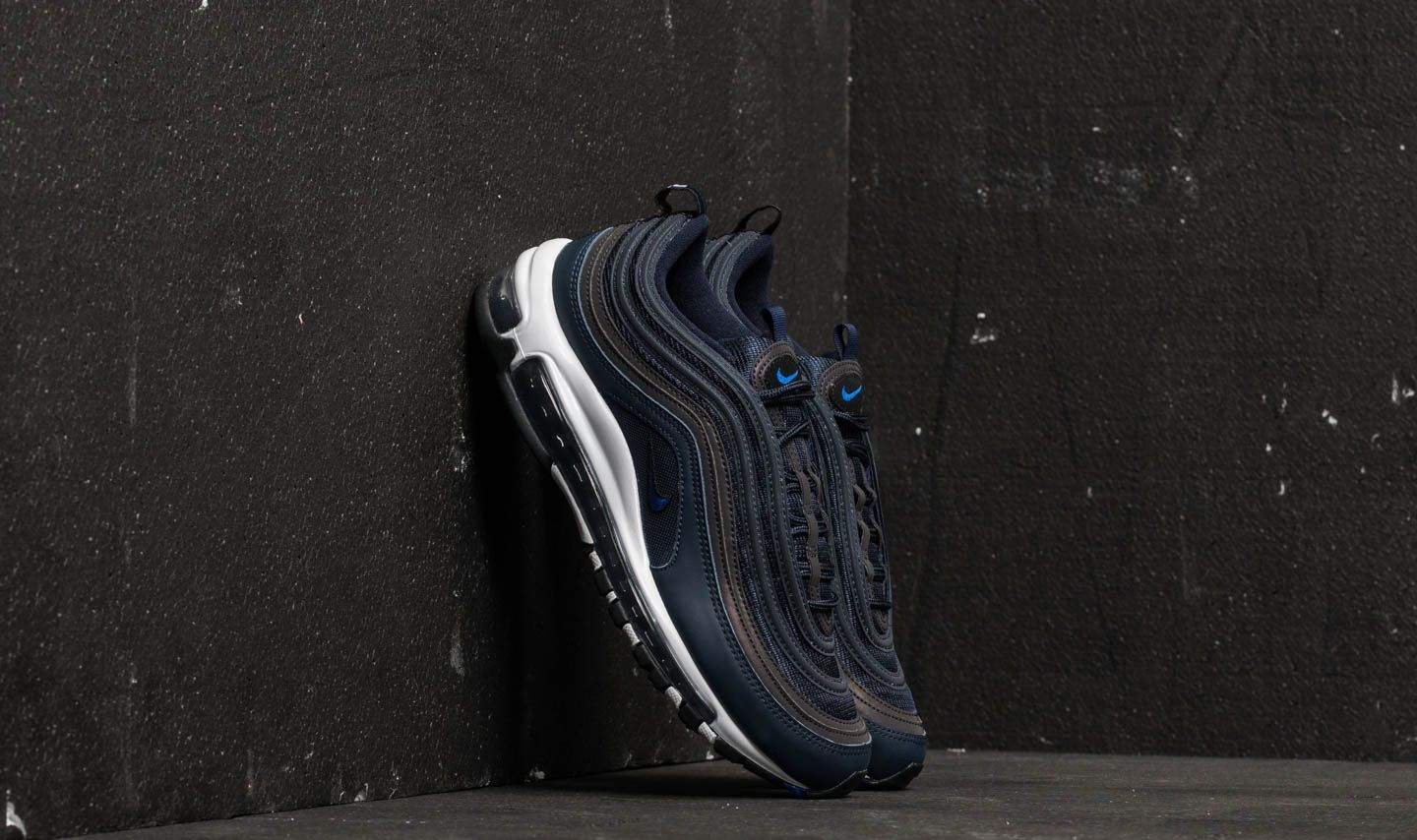 Buty Nike Air Max 97 (obsidianwhite black white)