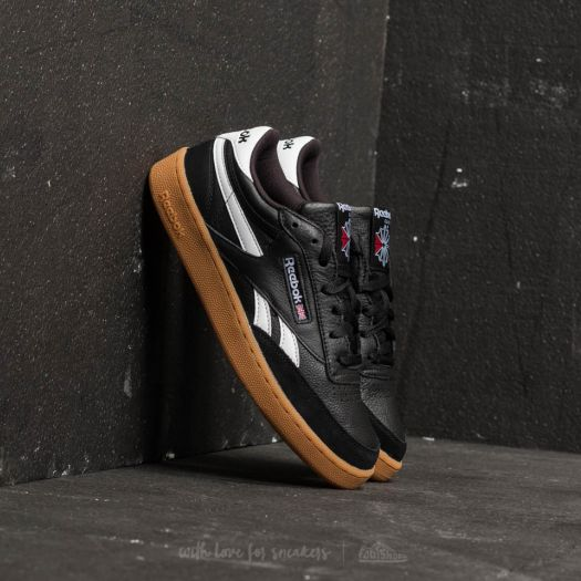 shoes Reebok Revenge Plus Gum Black