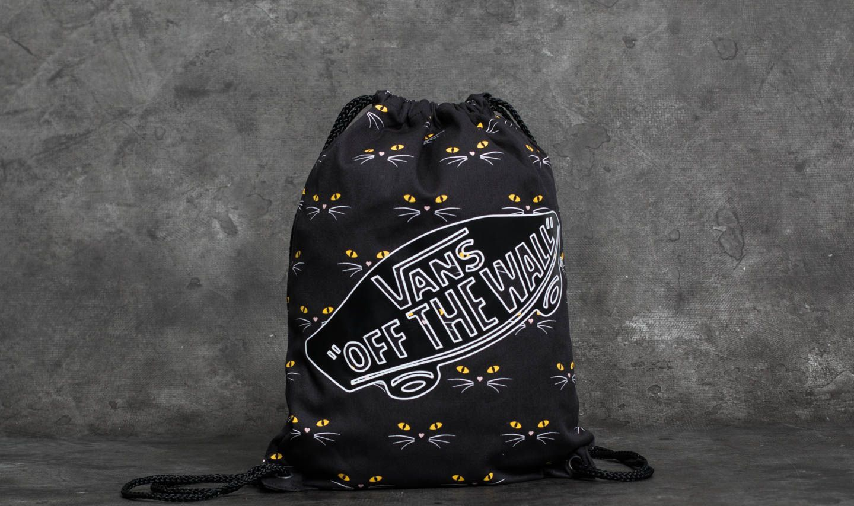 Vans Off The Wall Benched Novelty Bag Black Cat  b24a70cb789c3