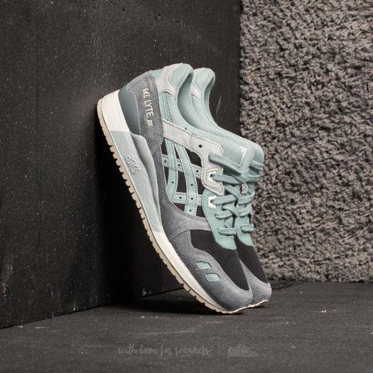 shoes Asics Tiger Gel-Lyte III Black
