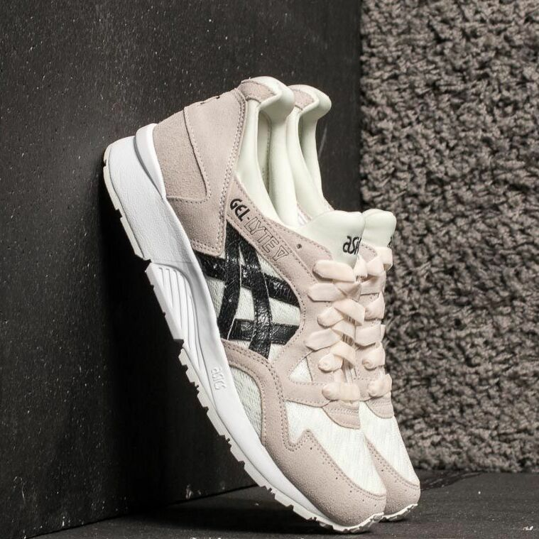 Asics Gel-Lyte V Cream/ Black EUR 40.5
