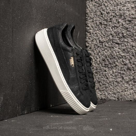 Puma Platform Euphoria Wn's Puma Black/ Puma Black | Footshop