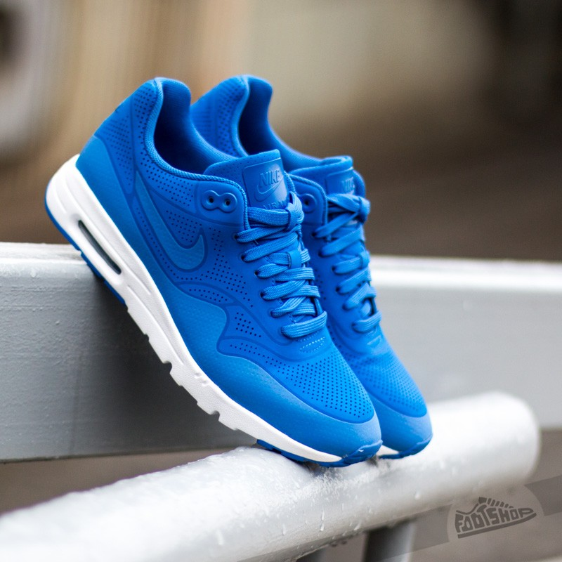 3d9dd432c1 Nike Wmns Air Max 1 Ultra Moire Game Royal/Game Royal | Footshop