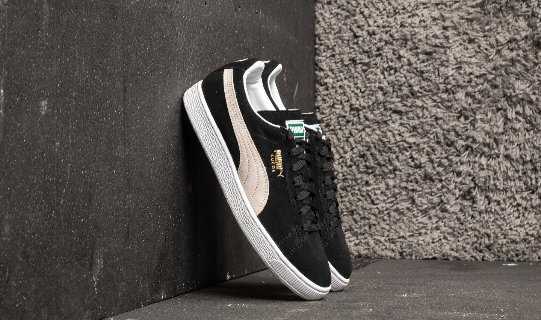Puma Suede Classic+ Black-White EUR 42.5