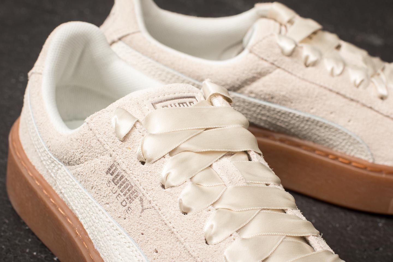 shoes Puma Suede Platform Bubble