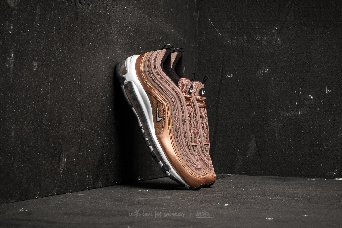 Nike Air Max 97 Desert Dust/ White