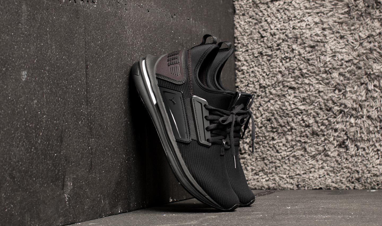 shoes Puma Ignite Limitless SR Black