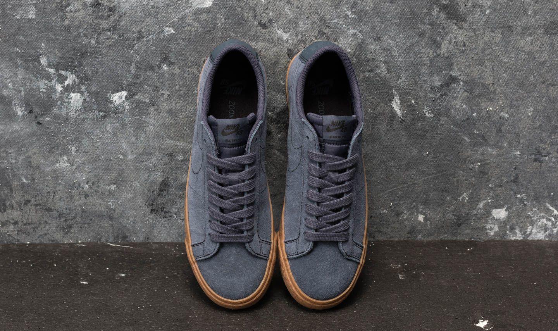 d5aff74e7ce Nike SB Zoom Blazer Low Thunder Blue  Thunder Blue za skvělou cenu 2 390 Kč