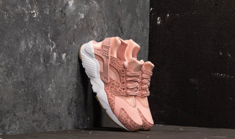 33440aac645d Nike Huarache Run SE (GS) Coral Stardust  Rust Pink
