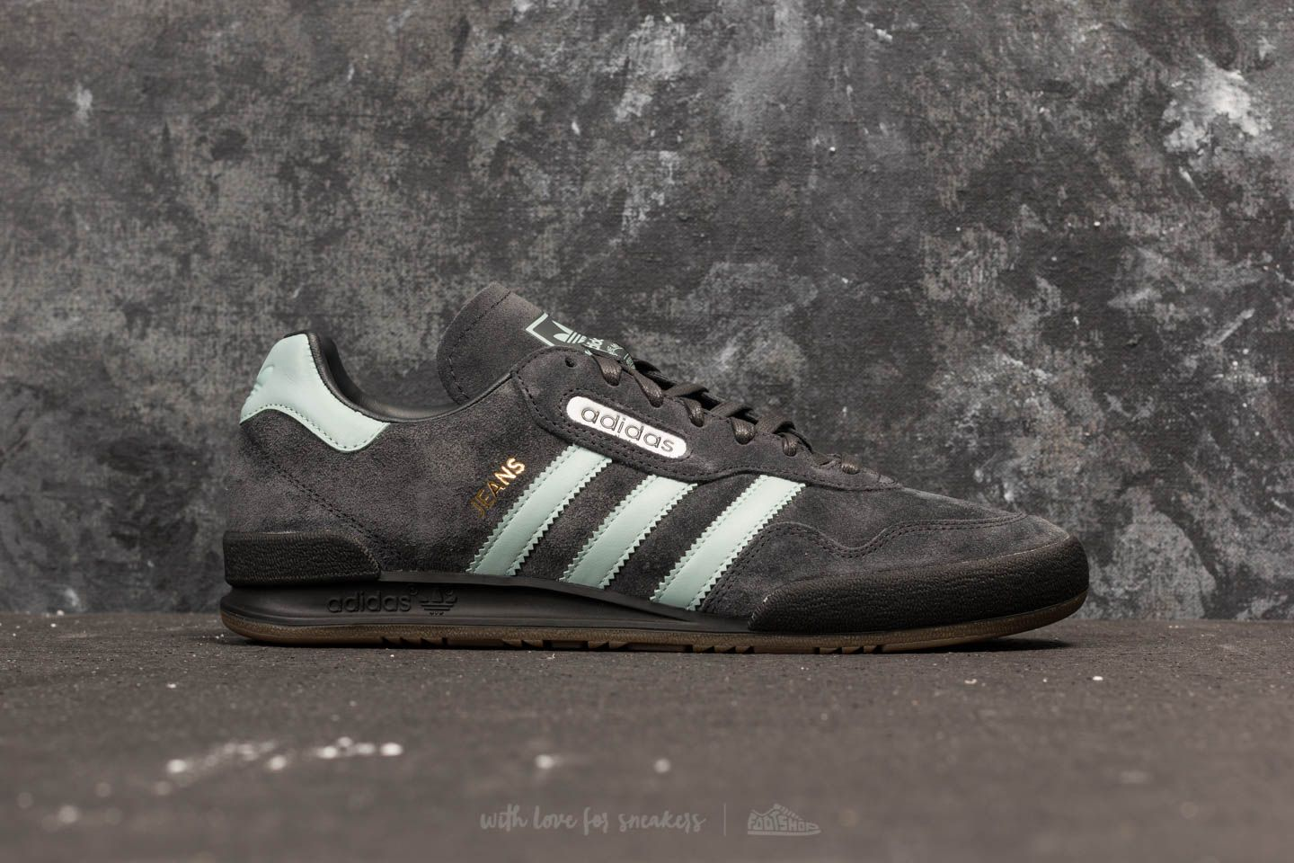 adidas Jeans Super Carbon Tactile Green Core Black | Footshop
