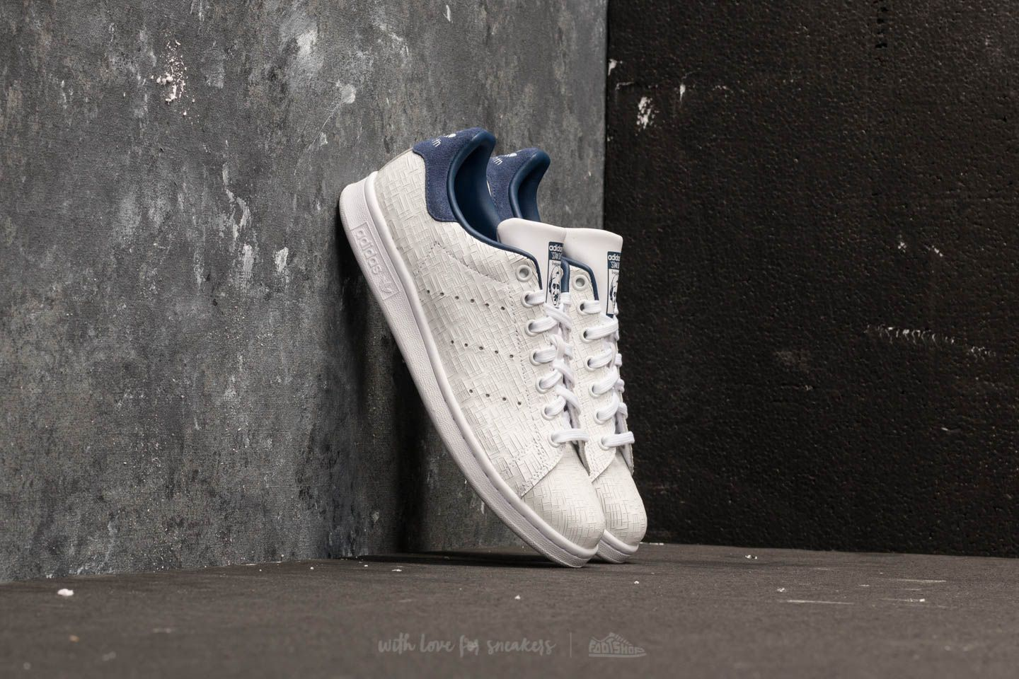 huge discount 38c46 4590a adidas Stan Smith W Ftw White Ftw White Noble Indigo at a great price