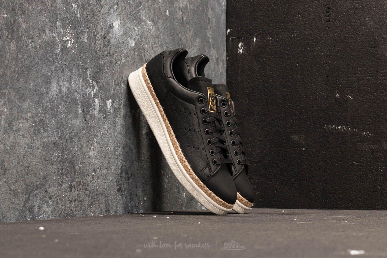 pretty nice bfa4a c1489 adidas Stan Smith New Bold W Core Black/ Core Black/ Off ...