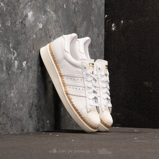 adidas Superstar 80s New Bold WFtw White Ftw White Off White
