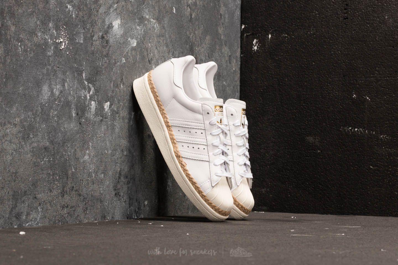 adidas Superstar 80s New Bold W Ftw White/ Ftw White/ Off White