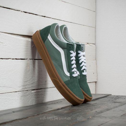Vans Old Skool Duck Green Gum | Footshop