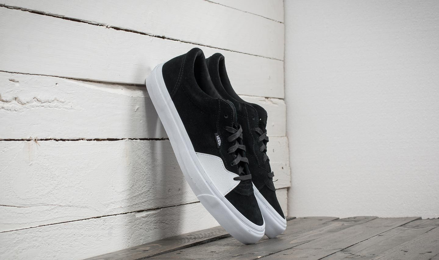 Vans Style 205 Dipped Dress Blues & White Sneakers