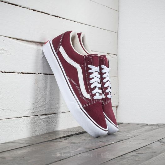 Vans Old Skool Lite (SuedeCanvas) Port Royal | Footshop