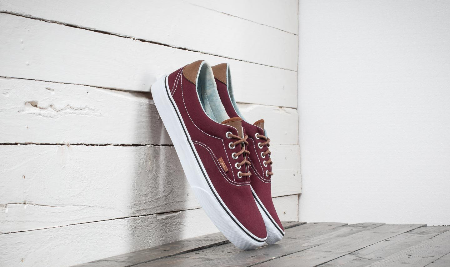 Vans Era 59 (Canvas & Leather)