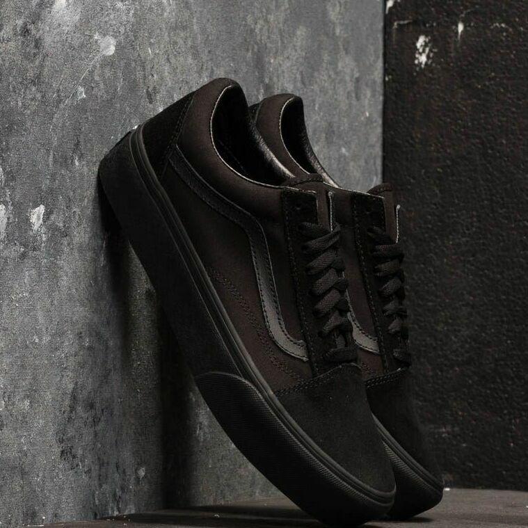 Vans Old Skool Platform Black/ Black EUR 37