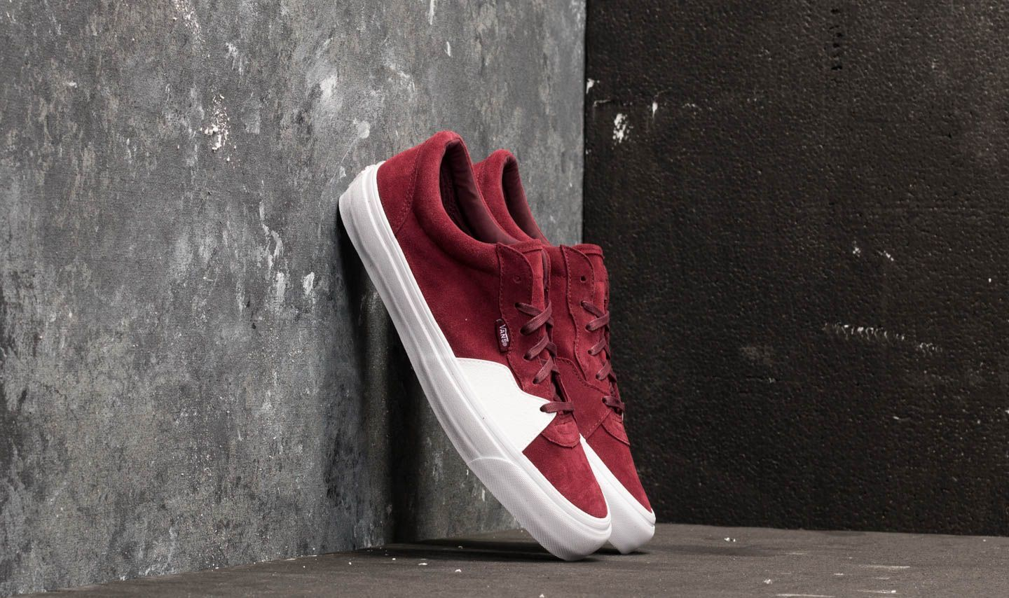 052dfdc3c Vans Style 205 (Dipped) Port Royale  True White