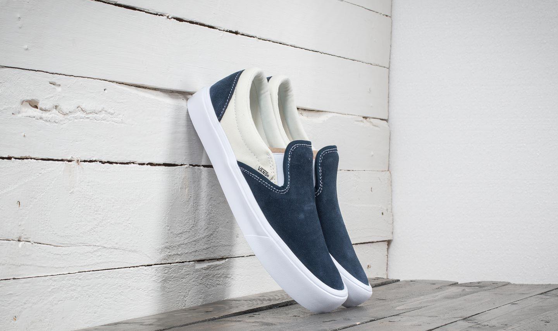 Vans Slip-On (Two-Tone) Dress Blue/ Marshmallow